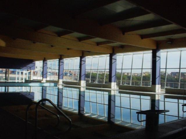 cortejoso y coronado arquitectos piscina cubierta en el